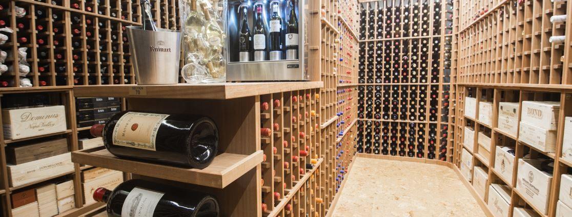 Programme en vin