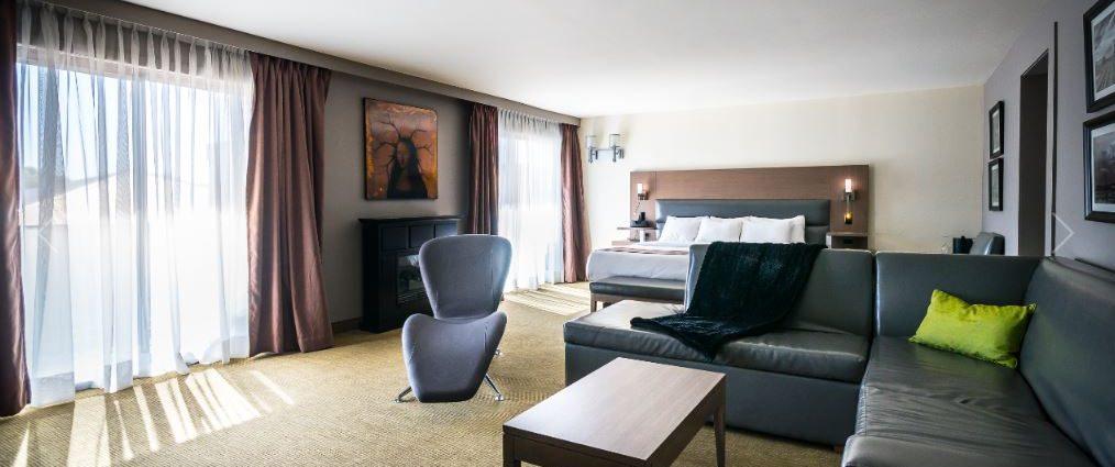 Chambre Rive Gauche Signature plus – 1 king size bed